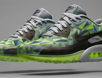 AIR MAX 90 ICE 'VOLT'