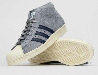 "adidas Pro Model 84 Lab x Kazuki x Mark McNairy ""Right and Wrong"""